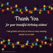 beautiful thanking for birthday wishes photo best birthday