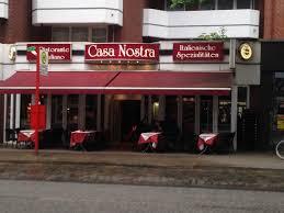 casa nostra cuisine casa nostra italienisches hamburg st georg restaurant