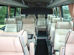 luxury minibus mercedes luxury golf coach u2022 ireland chauffeur travel
