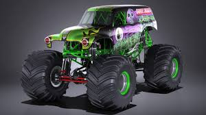 grave digger radio control monster truck grave digger monster truck squir