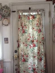 Cottage Style Curtains And Drapes 227 Best Rose Print Curtains Images On Pinterest Curtains