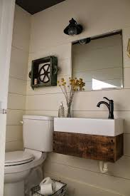 Rustic Bathroom Cabinets Vanities - reclaimed wood floating vanity floating vanity vanities and woods
