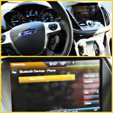 Ford Escape Dashboard - ford escape 2014 review