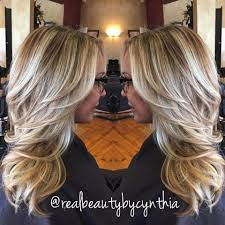 pictures of blonde hair with highlights and lowlights cynthia kamenos realbeautybycynthia instagram photos and videos