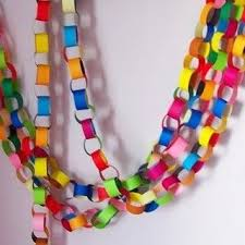 best 25 paper chains ideas on valentines ideas for