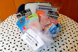 graduation gift baskets high school graduation gift idea for 12