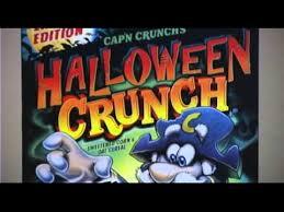 cap u0027n crunch halloween ghosts cereal weirdfood youtube