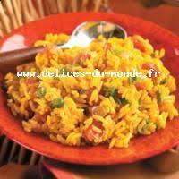 recette de cuisine en espagnol riz à l espagnol recettes de cuisine espagnole