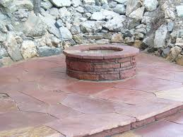Building Flagstone Patio How To Install Flagstone Patio With Mortar Home Design Ideas