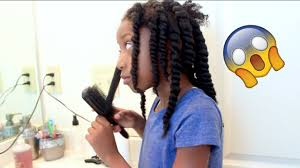 haircuts for seven to ten year oldx 7 year old styles her own hair little girls natural hair