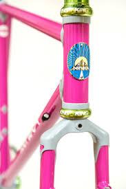 K He Pink Light Touring Frameset For Dan K U2014 Seneca Cycle Works