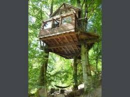 chambre d hote cabane dans les arbres 1 cabane dans les arbres chambre d hôtes à magnat l étrange