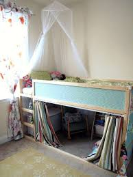 ikea canopy 45 cool ikea kura beds ideas for your kids rooms digsdigs