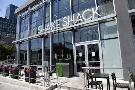 shack shake shack at the inner harbor is premium fast food baltimore sun