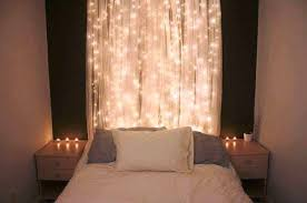 Lights In The Bedroom How To Decorate With Lights In Bedroom Rustzine Home Decor