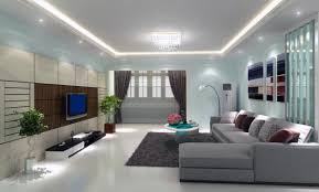 living room color ideas blue white rectangle three drawers tv