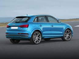 audi q3 19 inch wheels 2016 audi q3 styles features highlights