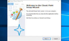 Classic Paint How To Get Back To The Classic Ms Paint App In Windows 10