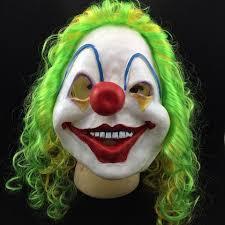 Joker Kids Halloween Costume Deals Blast Scary Clown Mask Joker Men U0027s Face Party