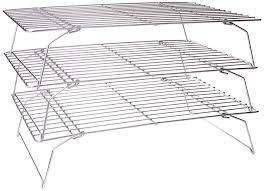 Wire Bakers Rack Ok Joe Highland Horizontal Versus Brinkmann Trailmaster Vertical