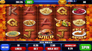 thanksgiving slots thanksgiving feast slots android apps on play