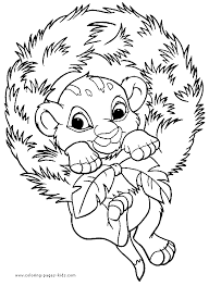 christmas ornament color christmas coloring pages holiday