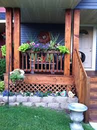 Front Porch Planter Ideas by 10 Best Porch Decor Ideas Images On Pinterest Porch Decorating