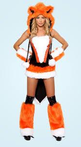 Fox Halloween Costumes Aliexpress Image