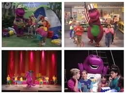 Barney Goes To Videos Vidoemo by We Are Barney And The Backyard Gang Barney In Concert Soundtrack
