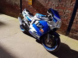 suzuki gsxr1100 with bandit 1200 engine fitted 12m mot v5 in my