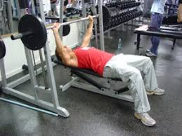 Chest Flat Bench Press Chest Exercise Instructions How To Perform The Flat Barbell Bench