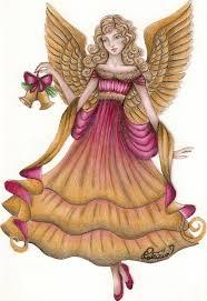 christmas angel the christmas angel by dreamynaria on deviantart