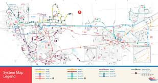 Map Routes by Bus Route System Of Wheelsbus