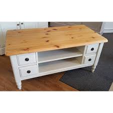 Ducal Coffee Table Ducal Pine Coffee Table With 4 Drawers