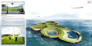 noah u0027s ark sustainable city evolo architecture magazine