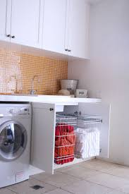 Laundry Room Basket Storage by 16 Best Laundry Storage Images On Pinterest Laundry Storage