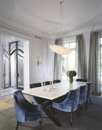 rustic chic dining room tables dining room transitional with wall