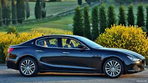 maserati ghibli blue 2014 maserati ghibli side hd wallpaper 107