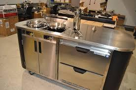cuisine professionnelle mobile cuisine en inox modulaire professionnelle mobile culinary