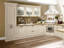 peindre des armoires de cuisine en bois design interieur cuisine bois classique angle armoires blanches