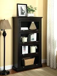black two shelf bookcase black bookcase white inside bookcases black two shelf bookcase