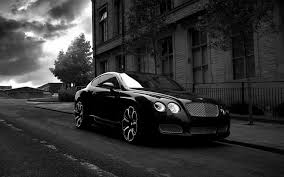 black bentley interior black bentley continental gt 6904458