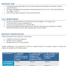 Service Desk Management Process Itil V3 Incident Management Toolkit