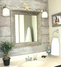 Beachy Bathroom Mirrors Beachy Bathroom Mirrors Ezpass Club