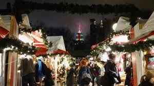 New York City 2017 Event Calendar Crush Christmas 2017 10 Best Holiday Fairs U0026 Markets In Nyc