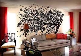 interior design on wall at fascinating home interior wall design