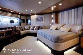 Yacht Bedroom by Serenity Ii Yacht Charter Price Mengi Yay Luxury Yacht Charter