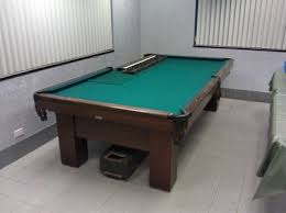 brunswick used pool tables antique brunswick madison pool table