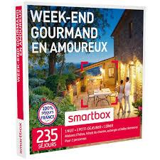 smartbox cuisine du monde box week end gourmand en amoureux smartbox espace culturel e leclerc