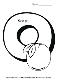 Letter A Coloring Pages For Toddlers Letter O Coloring Page For Coloring Pages For Boys And Printable